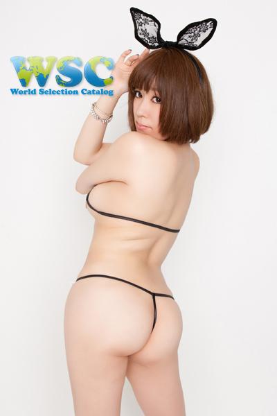 エロ下着の通販商品:極小ビキニ・TバックE2327・黒・イメージ写真2