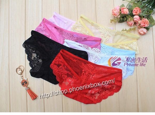 エロ下着の通販商品:バックは蝶のモチーフTショーツM1060・カラー参照・イメージ写真1