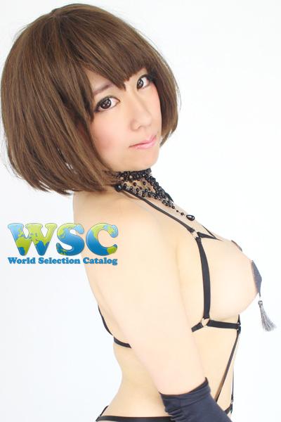 エロ下着の通販商品:亀甲縛り風SMボンデージ・黒48903・イメージ写真6