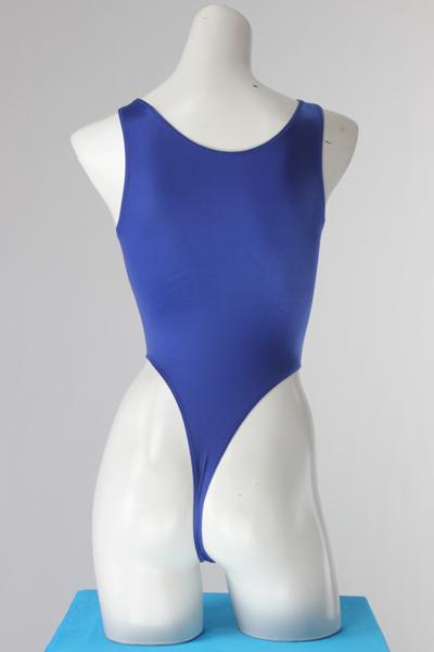 エロ下着の通販商品:ハイレグレオタード・ネイビー・93947・イメージ写真3