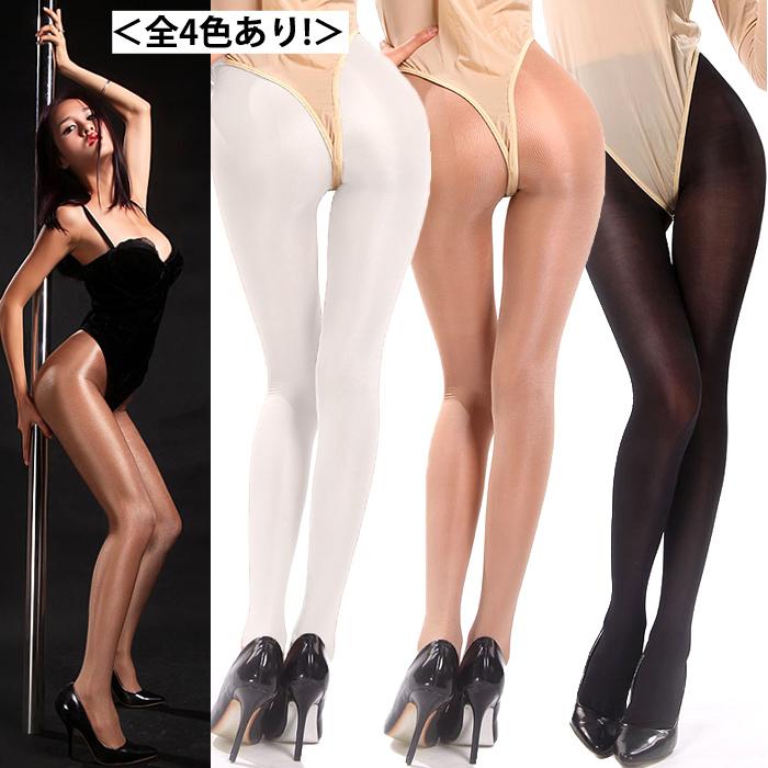 エロ下着の通販商品:・オールスルー光沢パンスト・DY0178・ラインナップ写真
