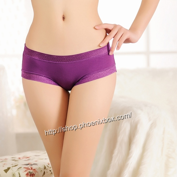 エロ下着の通販商品:女子ブルマ風ショーツ・紫・イメージ写真1