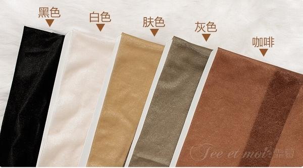 エロ下着の通販商品:光沢ガーターストッキング・ラインナップ写真